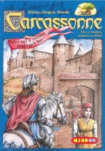 Carcassonne Základní hra - NM