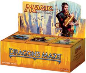 Dragon´s Maze Display - NM