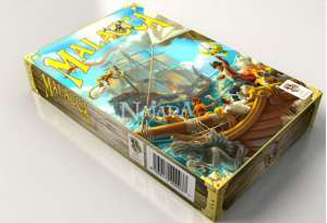 Karetní hra Malacca  - NM