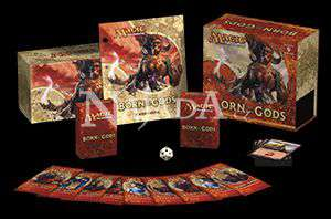 Born of the Gods Fat Pack - NM