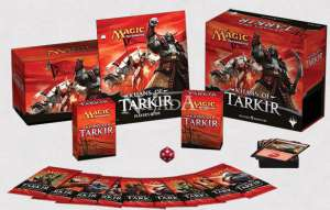 Khans of Tarkir Fat Pack - NM
