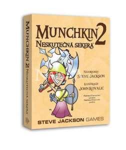 Munchkin - rozšíření 2. - NM