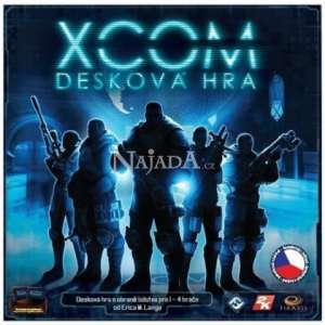 XCOM Desková Hra - NM