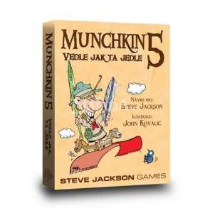 Munchkin - rozšíření 5. - NM