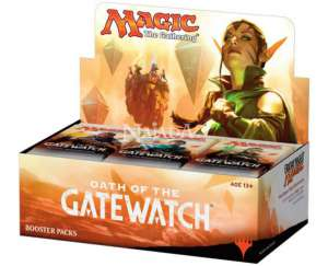 Oath of the Gatewatch display - NM