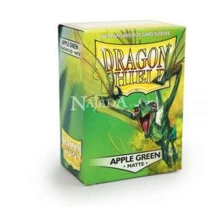 Dragon Shield 100ks - Matte Apple Green - NM