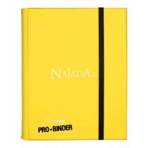 Ultra PRO PRO-BINDER žlutá - NM