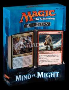 Duel Deck Mind vs Might - NM