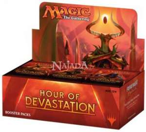 Hour of Devastation display - NM