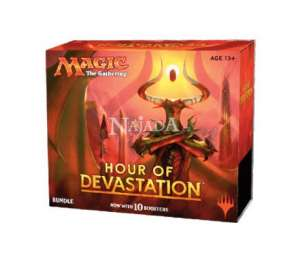 Hour of Devastation Bundle - NM