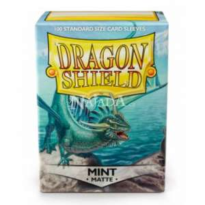 Dragon Shield 100ks - Matte Mint - NM