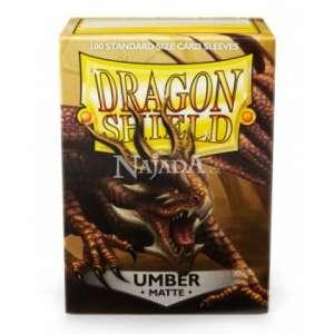 Dragon Shield 100ks - Matte Umber - NM