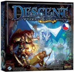 Descent: Výprava do temnot - druhá edice - NM