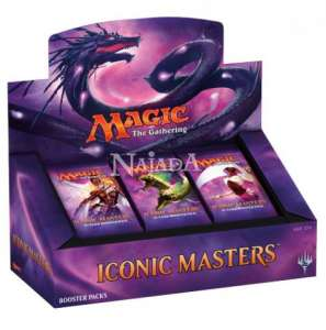 Iconic Masters Display - NM