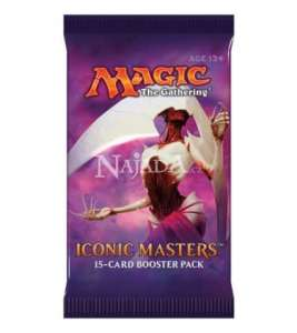 Iconic Masters Booster - NM