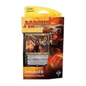 Rivals of Ixalan Planeswalker Deck - Angrath - NM