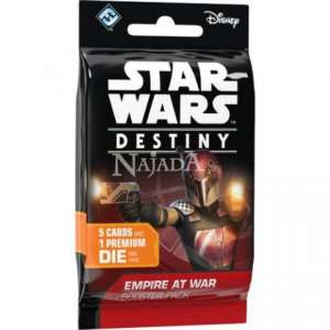 Star Wars Destiny Empire at War Booster - NM
