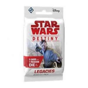 Star Wars Destiny Legacies Booster - NM