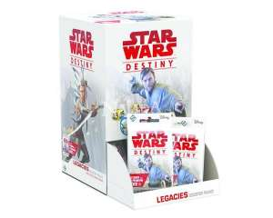 Star Wars Destiny Legacies Display - NM