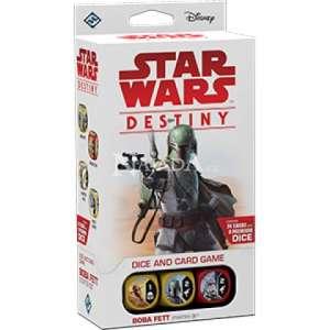 Star Wars Destiny Boba Fett Starter - NM