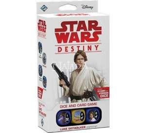 Star Wars Destiny Luke Skywalker Starter - NM