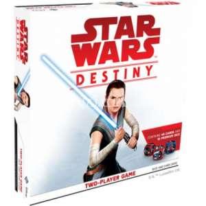 Star Wars Destiny - Hra pro 2 hráče (anglicky) - NM