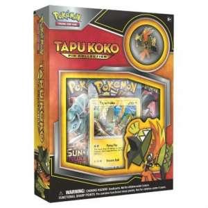 Pokémon - Tapu Koko Pin Collection - NM