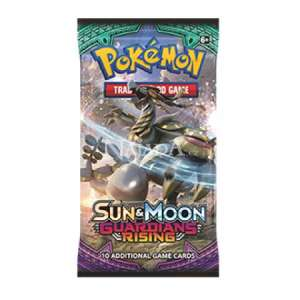 Pokémon - Sun & Moon Guardians Rising Booster - NM