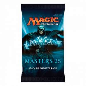 Masters 25 Booster - NM