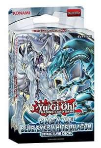 Structure Deck: Saga of Blue-Eyes White Dragon - NM