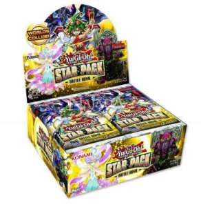 Star Pack Battle Royal Booster Box - NM