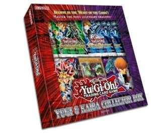 Yugi & Kaiba Collector Box - NM