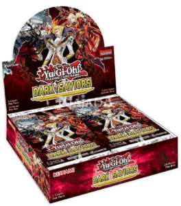 Dark Saviors Booster Box - NM