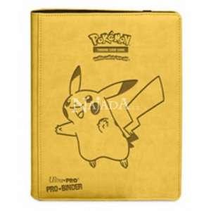 Pokémon - Ultra Pro Premium album A4 Pikachu - NM