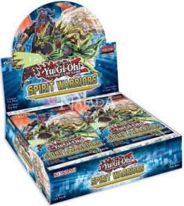 Spirit Warriors Booster Box - NM