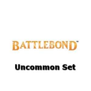 Battlebond Uncommon Set - NM