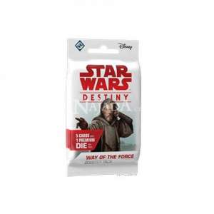 Star Wars Destiny Way of the Force Booster - NM