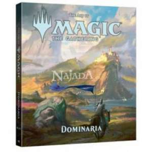 The Art of Magic: The Gathering - Dominaria Book - NM