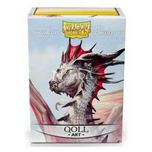 Dragon Shield 100ks - Qoll - NM