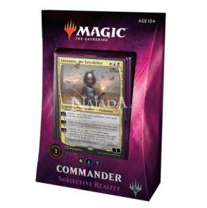 Commander 2018 Subjective Reality - NM