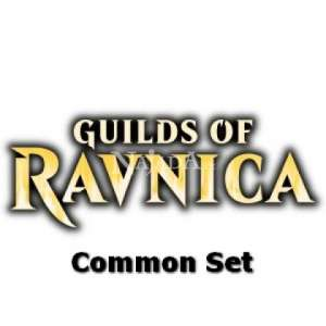 Guilds of Ravnica Common Set - NM