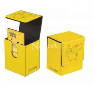 Ultra Pro Pokémon Flip Box - Pikachu - NM