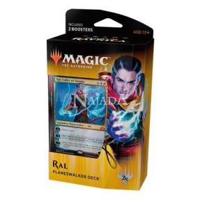 Guilds of Ravnica Planeswalker Deck - Ral - NM