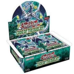 Code of the Duelist Booster Box - NM