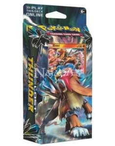 Pokémon - Sun & Moon Lost Thunder Entei Theme Deck - NM