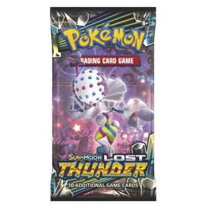 Pokémon - Sun & Moon Lost Thunder Booster - NM