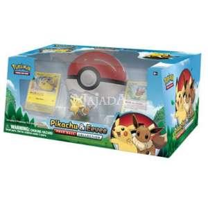 Pokémon - Pikachu & Eevee Pokéball Collection - NM