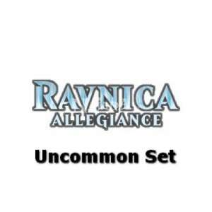 Ravnica Allegiance Uncommon Set - NM
