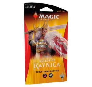 Guilds of Ravnica Theme Booster - Boros - NM