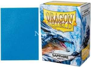 Dragon Shield 100ks - Matte Sapphire - NM
